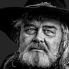Maker:  Dale Lindenberg<br /> Title:  Cowboy<br /> Category:  Black & White<br /> Score:  13