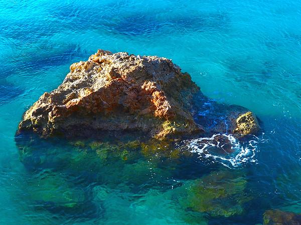Maker:  Debbie Oxner<br /> Title:  A Rock with a Heart<br /> Category:  Landscape/Travel<br /> Score:  11