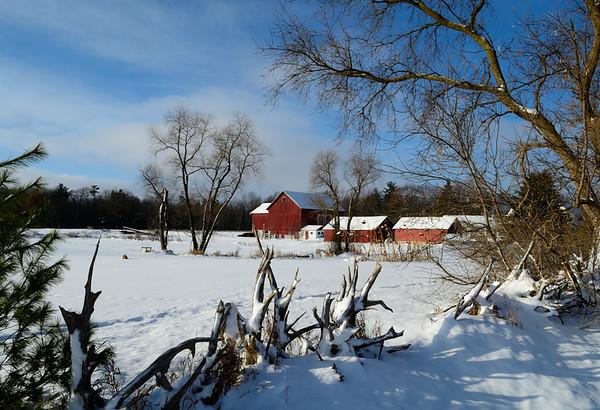 Maker:  Ronald Austin<br /> Title:  Remus, MI Farm<br /> Category:  Landscape/Travel<br /> Score:  12