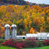 Maker:  Wayne Tabor<br /> Title:  Autumn Farm<br /> Category:  Pictorial<br /> Score:  13