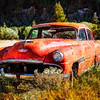 Maker:  Wayne Tabor<br /> Title:  Old Desoto<br /> Category:  Altered Reality<br /> Score:  13