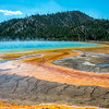 Maker:  Rickey Scroggins<br /> Title:  Yellowstone Prismatic Pool<br /> Category:  Landscape/Travel<br /> Score:  12