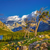 Maker:  Wayne Tabor<br /> Title:  Mountain Morning<br /> Category:  Landscape/Travel<br /> Score:  13