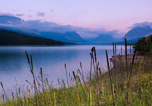 Maker:  Wayne Tabor<br /> Title:  Morning on Glacial Lake<br /> Category:  Landscape/Travel<br /> Score:  11