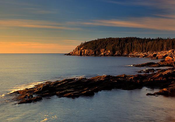 Maker:  Wayne Tabor<br /> Title:  Maine Coast Sunrise<br /> Category:  Landscape/Travel<br /> Score:  11