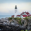 Maker:  Larry Phillips<br /> Title:  Portland Head Light<br /> Category:  Landscape/Travel<br /> Score:  14