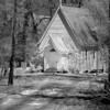 Church in the Woods<br /> By: Wilfred Smith<br /> Catagory:  Small Black & White<br /> Score: 12  , 2008