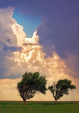 Maker:  Wayne Tabor<br /> Title:  Storm Brewing<br /> Category:  Landscape/Travel<br /> Score:  11