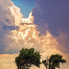 Maker:  Wayne Tabor<br /> Title:  Storm Brewing<br /> Category:  Landscape/Travel<br /> Score:  11