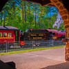 Maker:  Roger Lockridge<br /> Title:  Texas State Railroad<br /> Category:  Landscape/Travel<br /> Score:  11