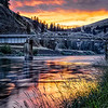 Maker: Wayne Tabor		  <br /> Title:  Clearwater River Idaho<br /> Category:  Landscape/Travel<br /> Score:  14