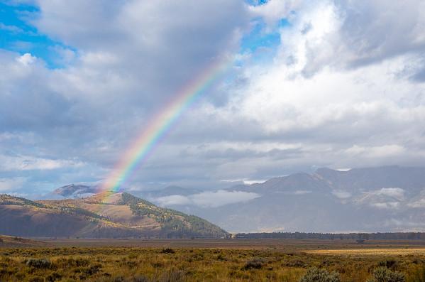 Maker:  Lee Davis<br /> Title:  Pot of Gold<br /> Category:  Landscape/Travel<br /> Score:  12