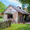 Maker:  Roger Lockridge<br /> Title:  Village Blacksmith<br /> Category:  Landscape/Travel<br /> Score:  11