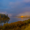 Maker:   Lee Davis<br /> Title:    Golden Moment Morning<br /> Category:  Landscape/Travel<br /> Score:  14