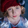 Maker:  Mary Haddox<br /> Title:  Addy at Nine<br /> Category:  Portraiture<br /> Score:  13