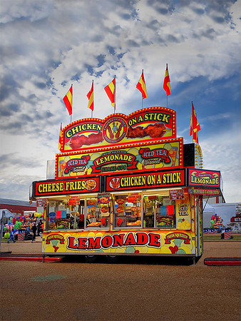Maker:   Dwayne Anders<br /> Title:    State Fair<br /> Category:  Pictorial<br /> Score:  12