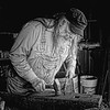 Busy Blacksmith