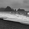 Maker:  Wayne Tabor<br /> Title:  Fog on Rialta Beach<br /> Category:  Black & White<br /> Score:  11.5