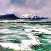 Maker:  Wayne Tabor<br /> Title:  Thaw at Lake Yellowstone<br /> Category:  Landscape/Travel<br /> Score:  11