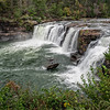 Maker:  Jim Lawrence<br /> Title:  Little River Falls<br /> Category:  Landscape/Travel<br /> Score:  12