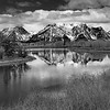 Maker:  Mike Smith<br /> Title:  Oxbow Bend<br /> Category:  Black & White<br /> Score:  11