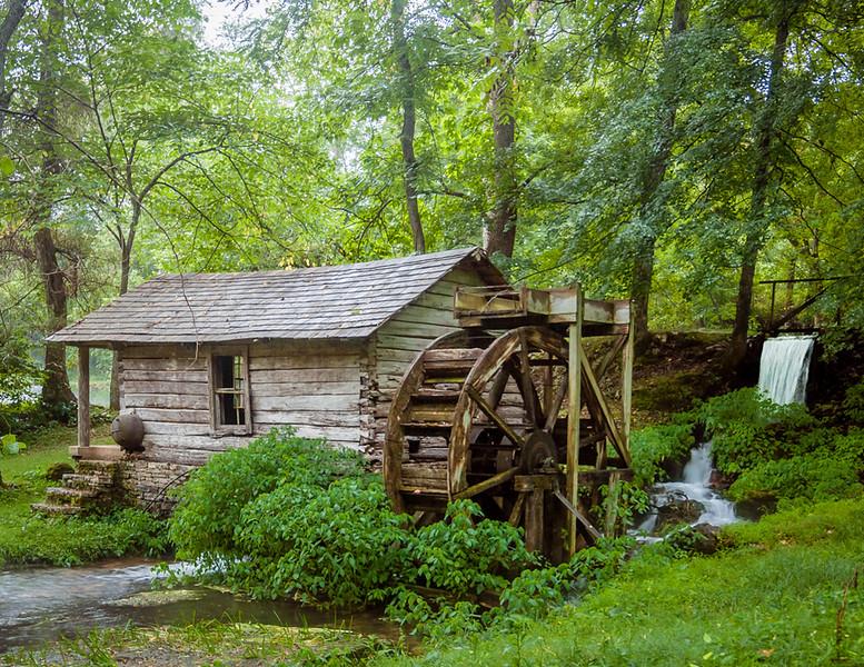 Maker:  Roger Lockridge<br /> Title:  Reynolds Mill<br /> Category:  Landscape/Travel<br /> Score:  11.5