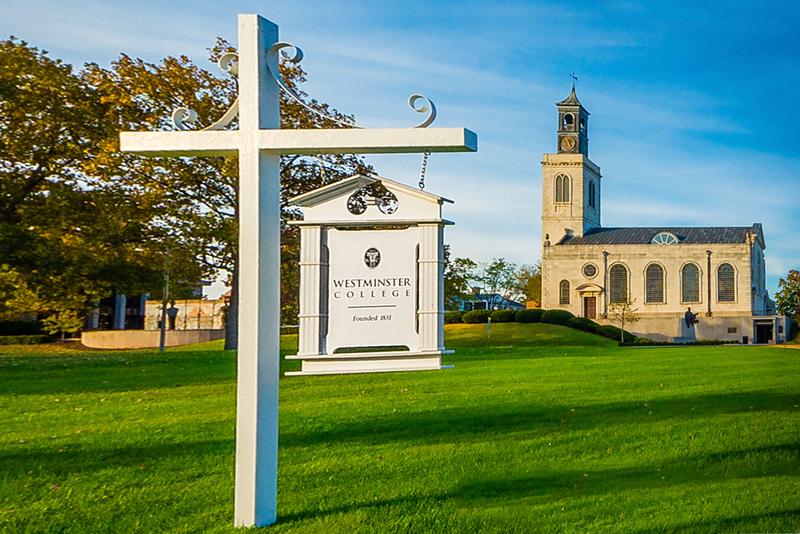 Maker:  Roger Lockridge<br /> Title:  Westminster Church<br /> Category:  Landscape/Travel<br /> Score:  11.5