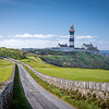 Maker:  Larry Phillips<br /> Title:  Old Head Lighthouse<br /> Category:  Landscape/Travel<br /> Score:  12.5