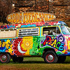 Maker:  Mary Haddox<br /> Title:  Hippie Van<br /> Category: Pictorial<br /> Score:  12.5