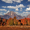 Maker:  Wayne Tabor<br /> Title:  Teton Autumn<br /> Category:  Landscape/Travel<br /> Score:  12