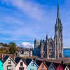 Maker:  Larry Phillips<br /> Title:  St Colman Cathedral #1<br /> Category:  Landscape/Travel<br /> Score:  11.5
