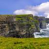 Maker:  Larry Phillips<br /> Title:  Cliffs of Moher<br /> Category:  Landscape/Travel<br /> Score:  12