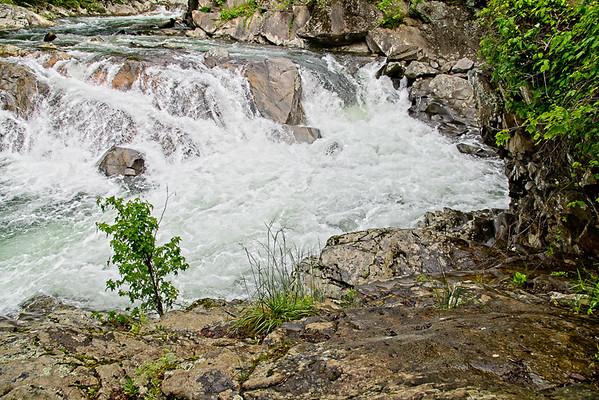 Maker:  Jim Lawrence<br /> Title:  Laurel Creek Rapids<br /> Category:  Landscape/Travel<br /> Score:  11