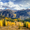 Maker:  Larry Phillips<br /> Title:  Colorado Fall<br /> Category:  Landscape/Travel<br /> Score:  13.5