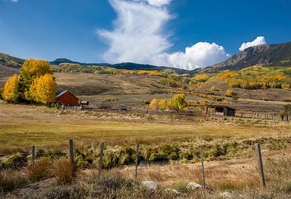 Maker:  Larry Phillips<br /> Title:  Fall in Crested Butte<br /> Category:  Landscape/Travel<br /> Score:  13