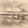 Maker:  Mike Smith<br /> Title:  Time Gone By<br /> Category:  Black & White<br /> Score:  11