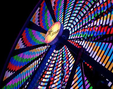 Ferris Wheel, Quebec City