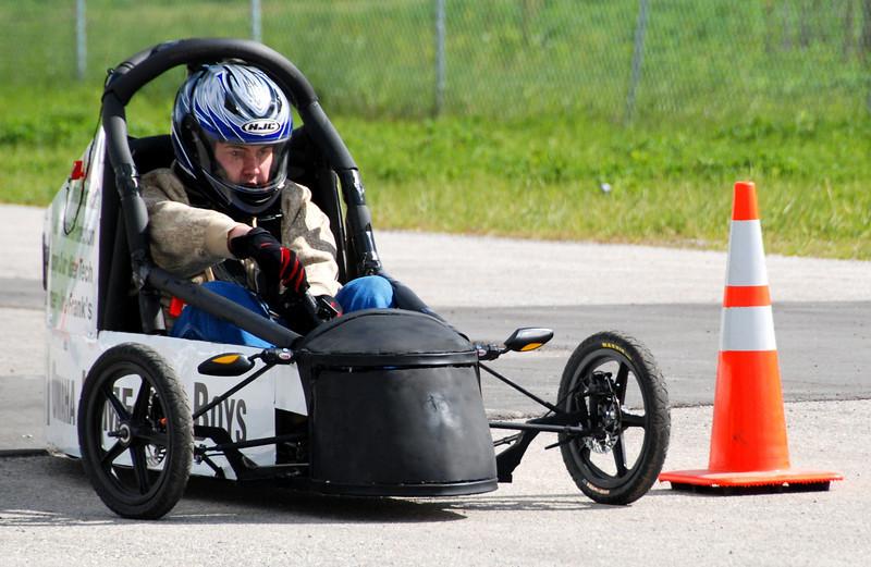 Maneuverability tests