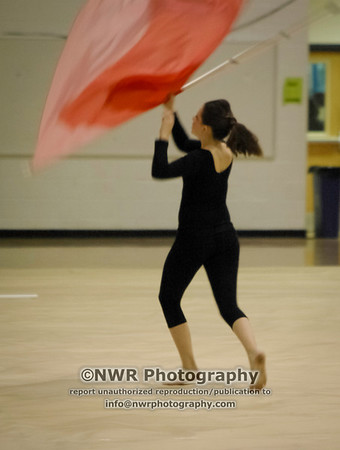 Oakton HS Winter Guard