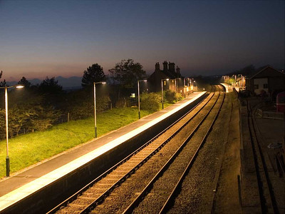 #11 'Ravenglass Station' by pjphoto59. 10/20/07.  E-1.