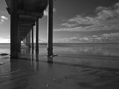 #30 'Into The Ocean' by rishio. 10/13/07. Olympus E-510. Lens: 11-22 f2.8 - f3.5, Hoya Infrared Filter