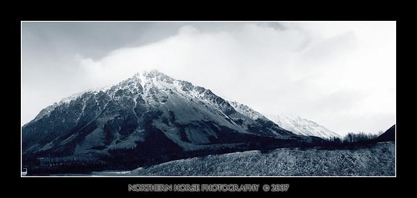 #28 'Winter Blows In' by NrthrnHrse. 10/06/07. Olympus E-510.