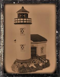 #13 'Little Ol' Lighthouse' by Pontiac005. 10/8/2007. Olympus E-510.