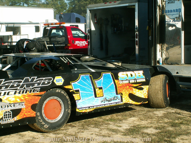 Georgetown Speedway October 14, 2006 Rumble Austin Hubbard 11A TSS Late Model