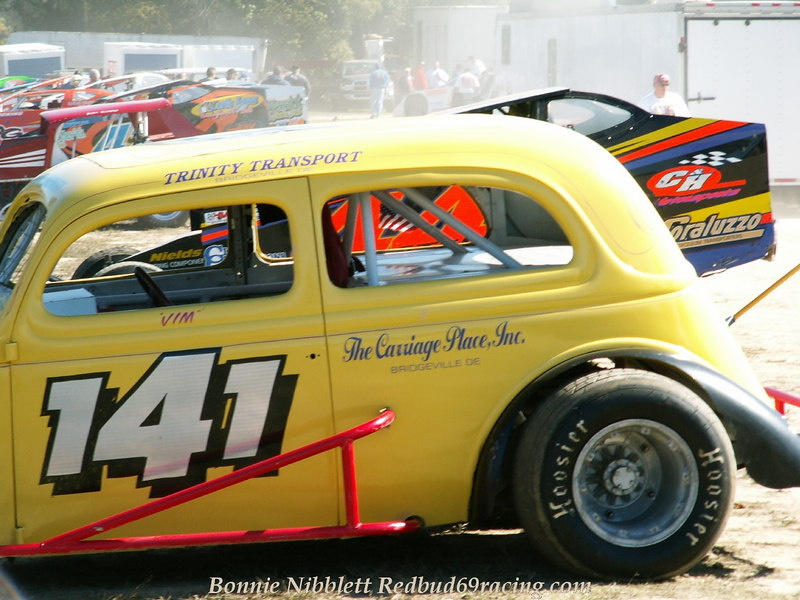 Georgetown Speedway October Rumble October 15, 2006 Jim Reed # 141 Vintage