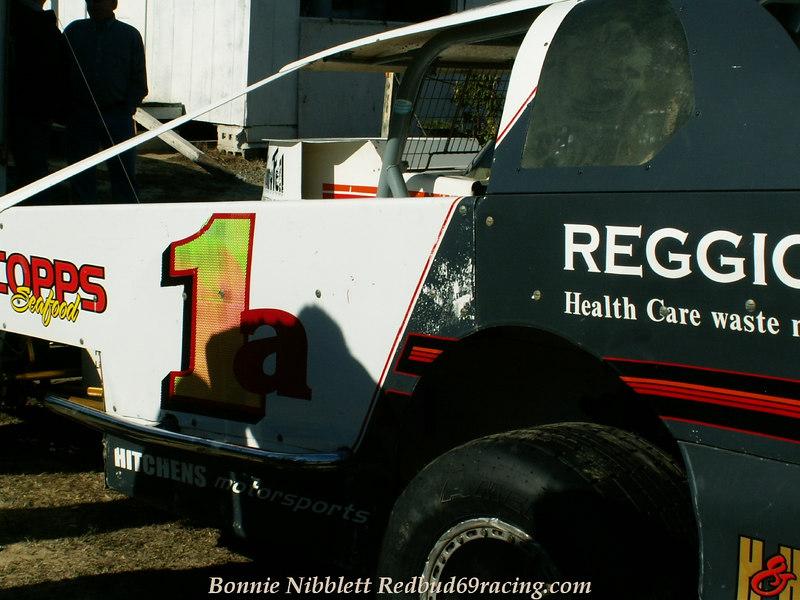 Georgetown Speedway October Rumble October 15, 2006 Chris Hitchens #1A TSS Mod