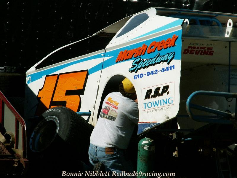 Georgetown Speedway October Rumble October 15, 2006 Jeff Paulson # 15 BB Mod