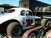 Georgetown Speedway October Rumble October 15, 2006  Eric Ritter # 11 Vintage