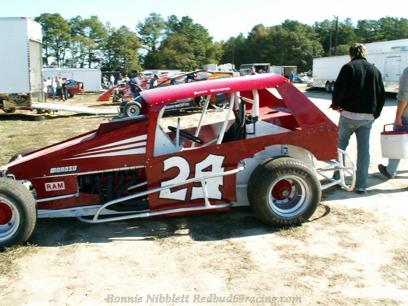 Georgetown Speedway October Rumble October 15, 2006 Dave Schamp # 24