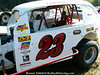 Georgetown Speedway October Rumble October 15, 2006 C. J. Schirmer Vintage # 23